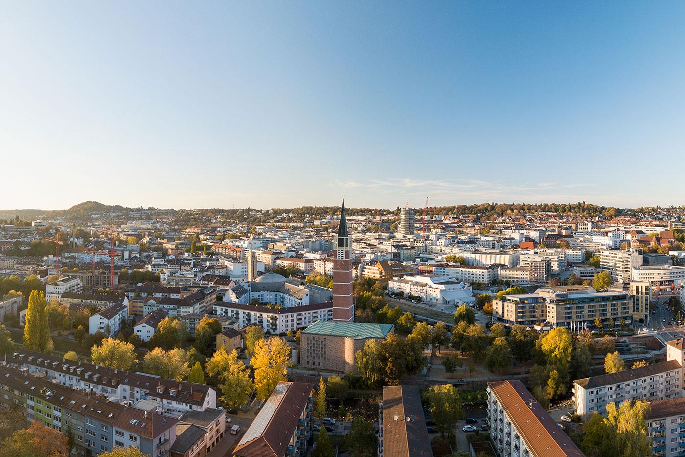 Informationen über SEO in Pforzheim