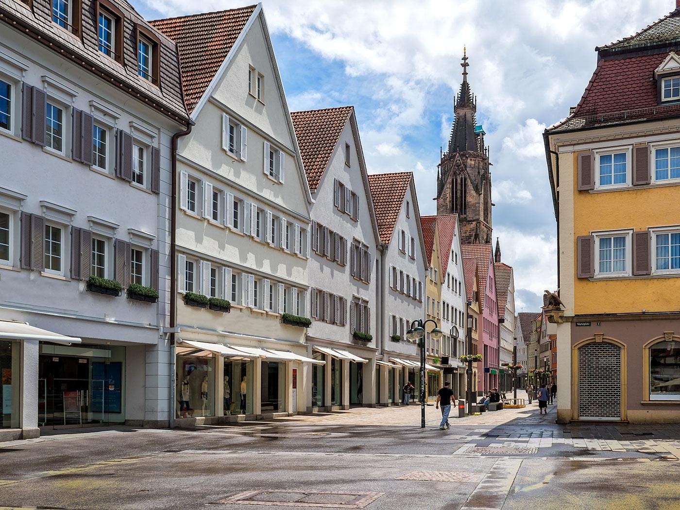 Informationen über SEO in Reutlingen