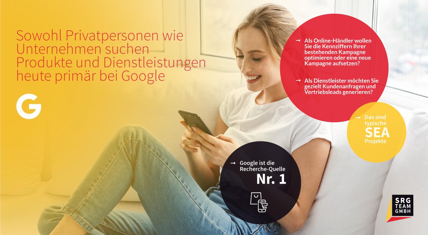 Informationen zur SEA und AdWords Agentur Stuttgart