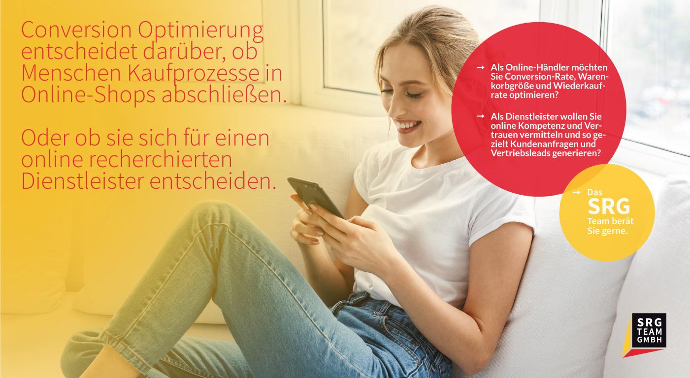 Informationen über Conversion Optimierung Stuttgart