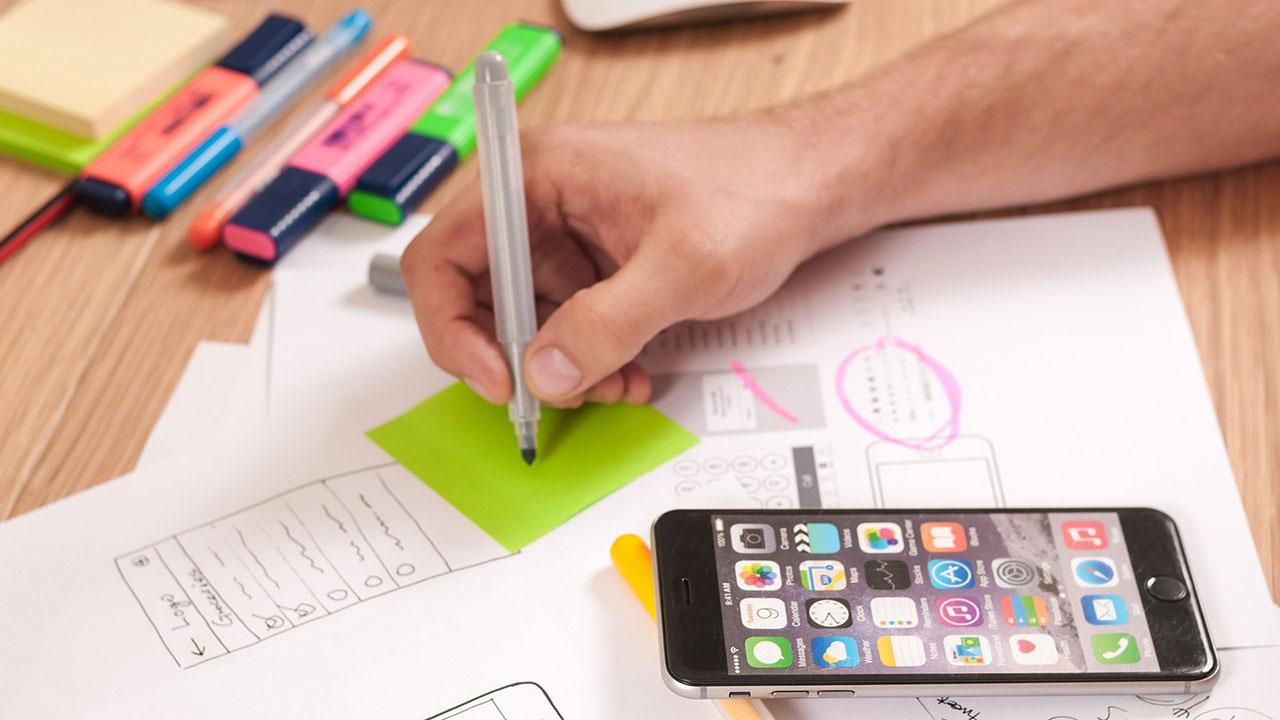 Informationen über Webdesign bei der Digitalagentur